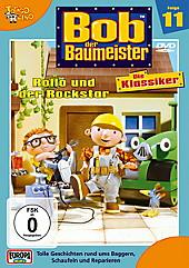 Bob der Baumeister - Klassiker (Folge 11): Rollo und der Rockstar