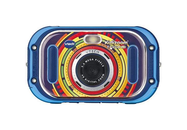 VTech 80-163504 - Kidizoom Touch 5.0, Kinderkamera, Digitalkamera für Kinder, Kamera