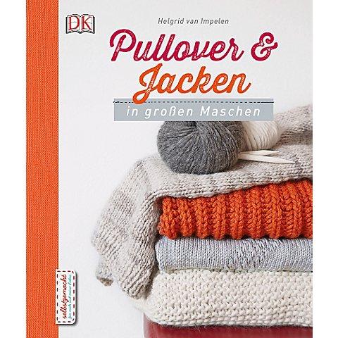Buch 'Pullover & Jacken in großen Maschen'