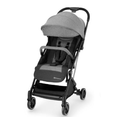 Kinderkraft Kinderwagen Indy Grey