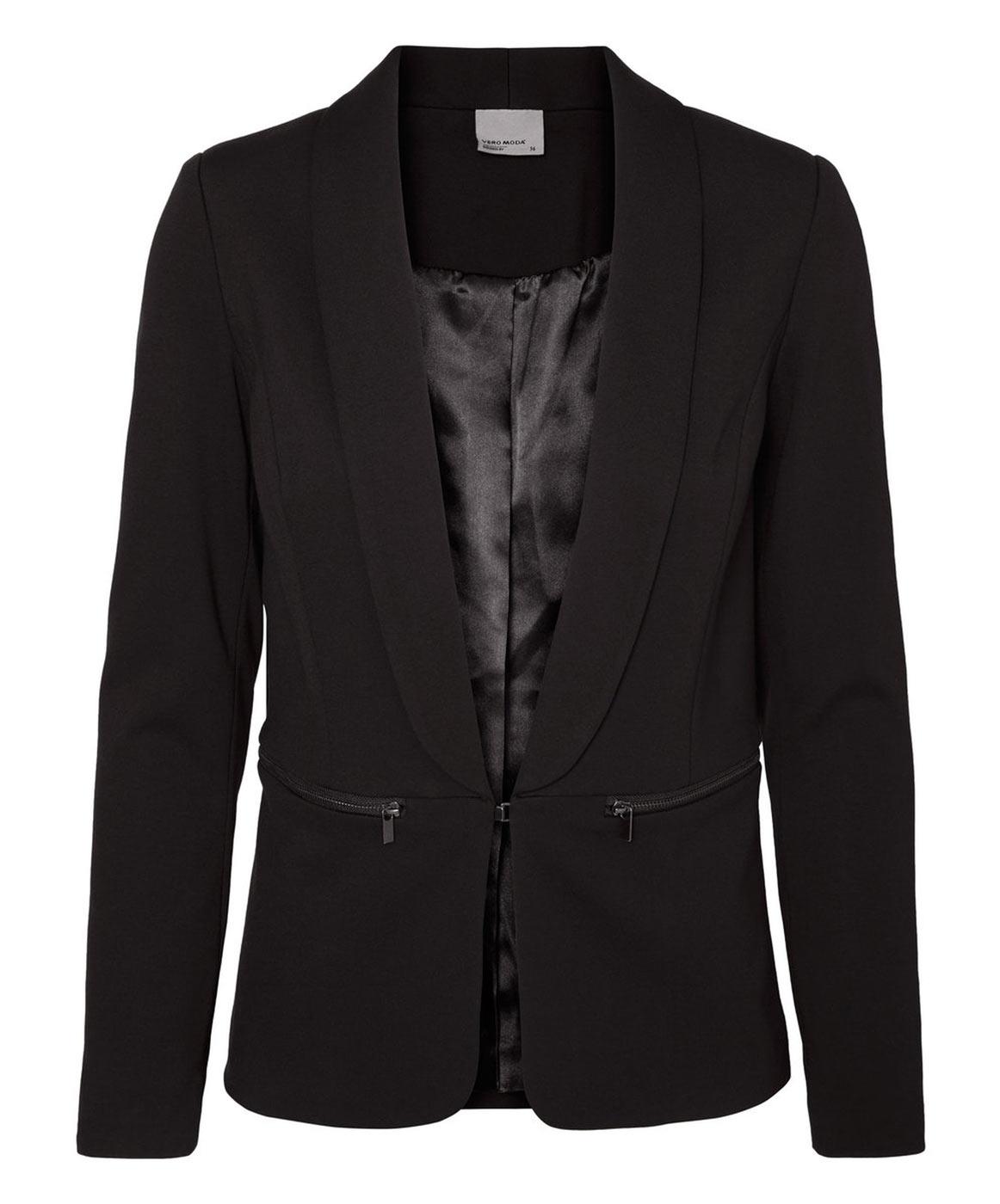 Vero Moda Blazer Regular Fit Mary Blazer in Schwarz