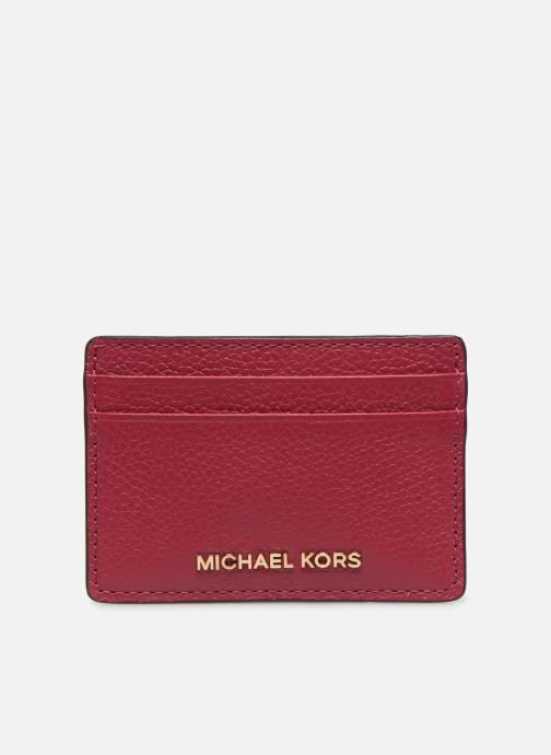 Michael Michael Kors - JET SET CARD HOLDER - Portemonnaies & Clutches / rosa