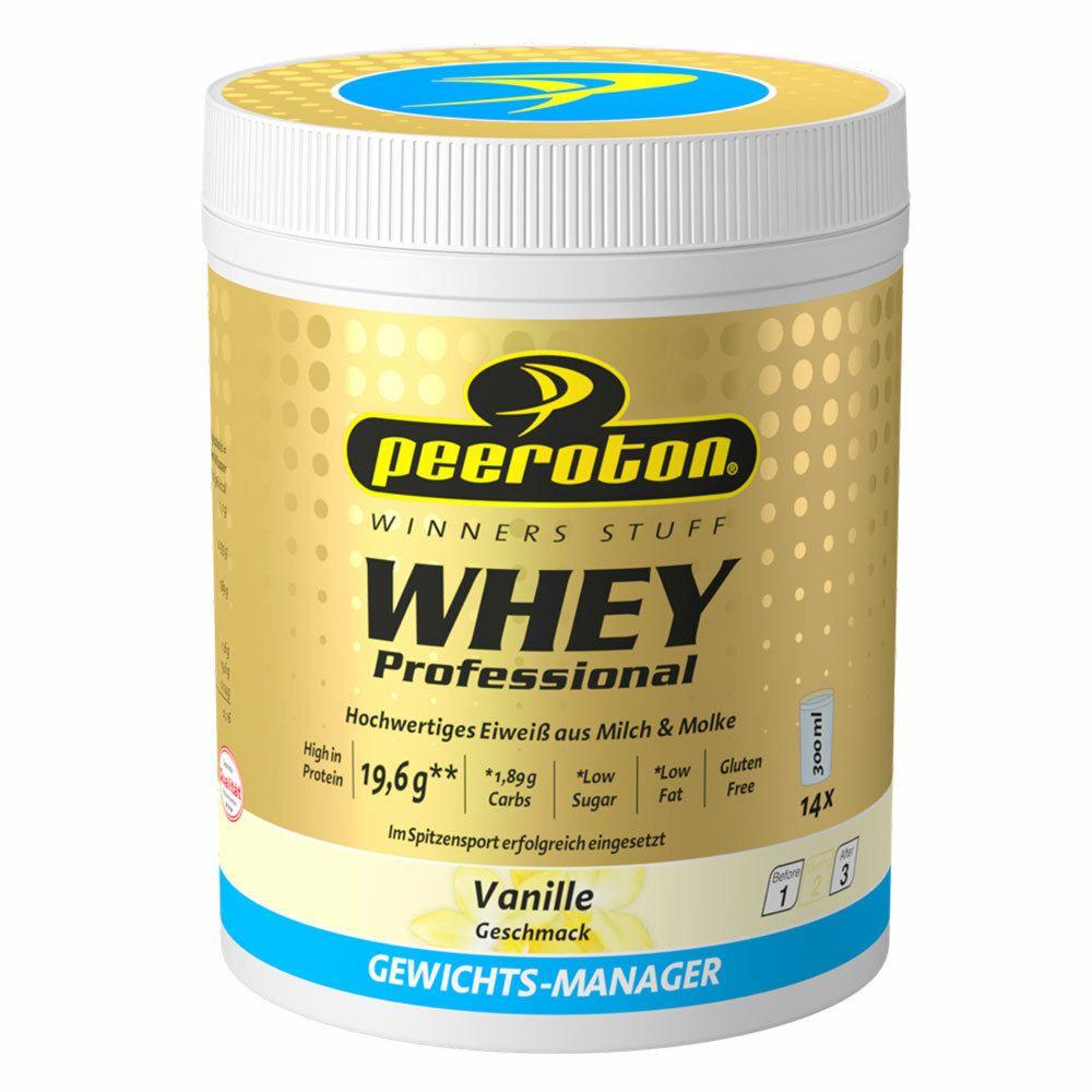 peeroton® Whey Protein Shake Vanille
