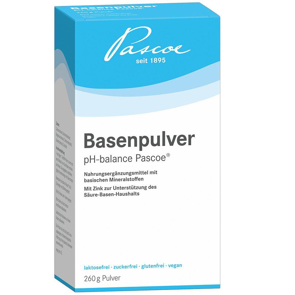 Basenpulver pH-balance Pascoe®