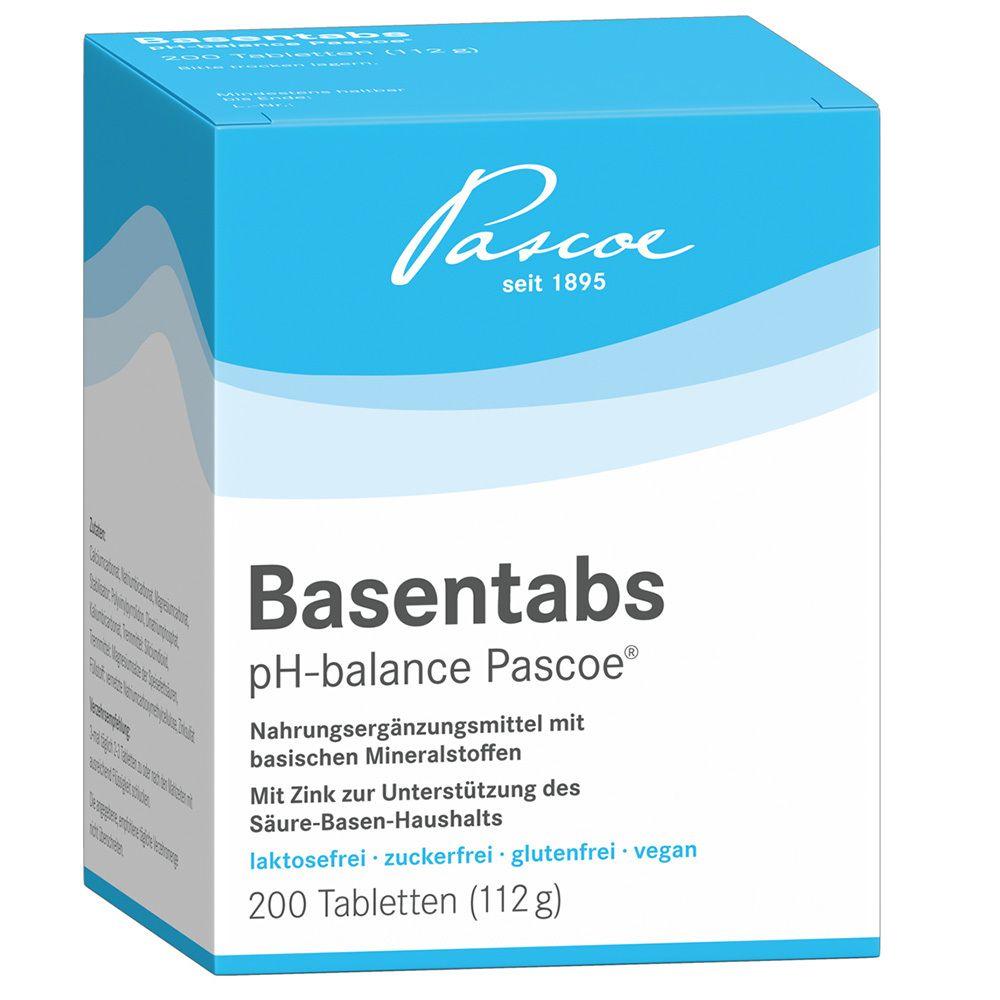 Basentabs pH-balance Pascoe®