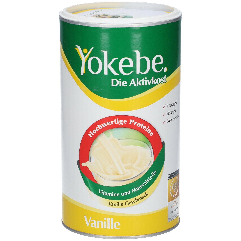 Yokebe Vanille, lactosefrei