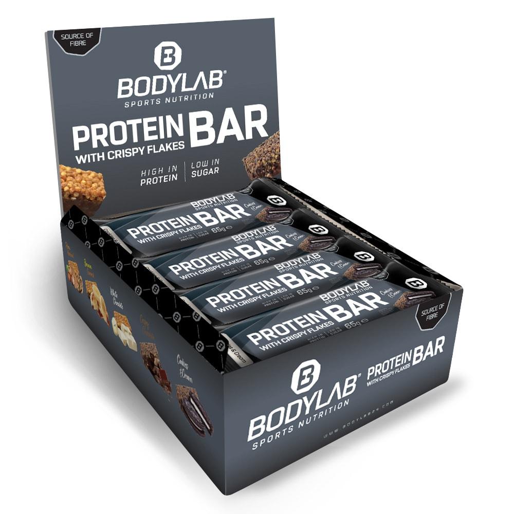Crispy Protein Bar - 12x65g - Chocolate Cookie