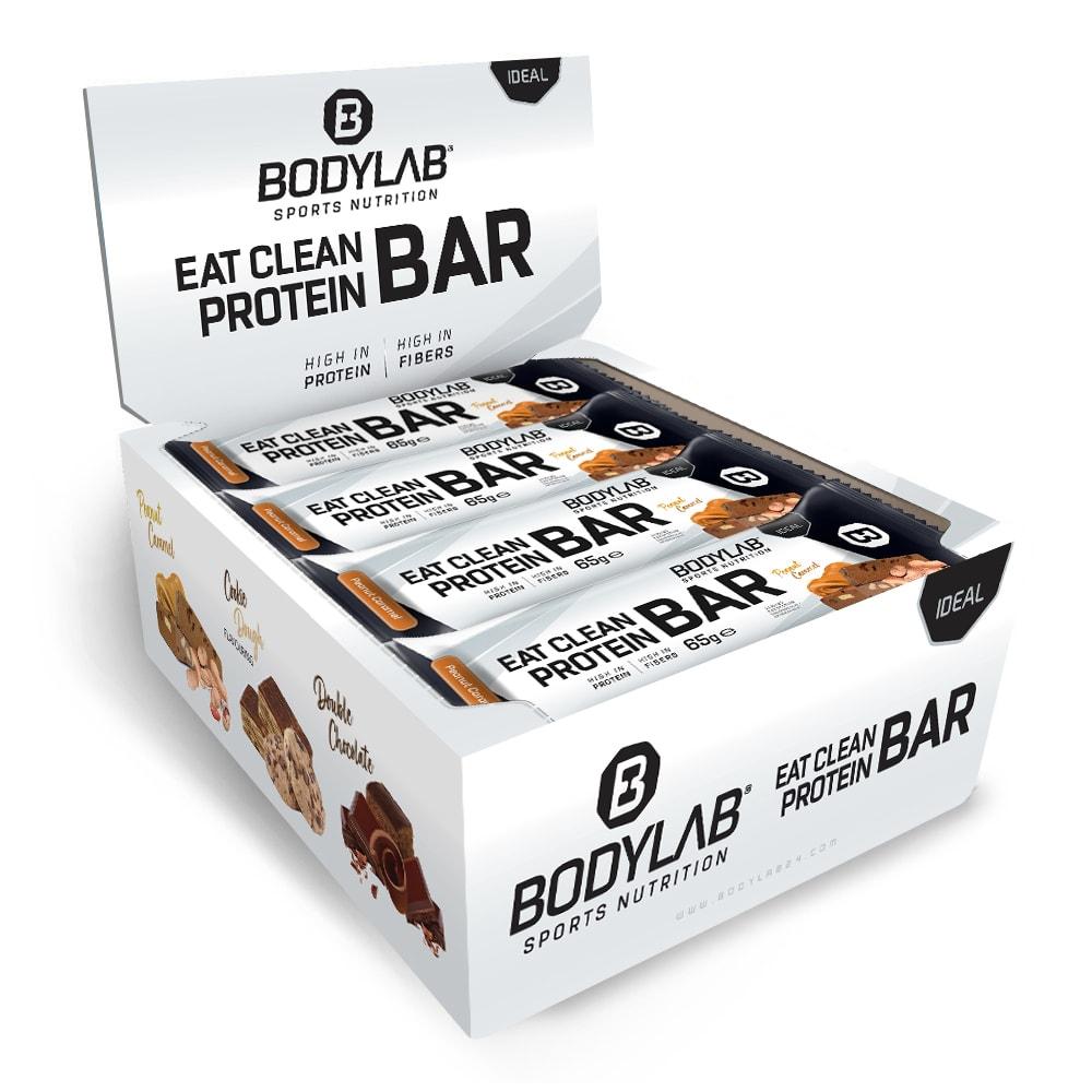 Eat Clean Protein Bar - 12x65g - Erdnuss-Karamell