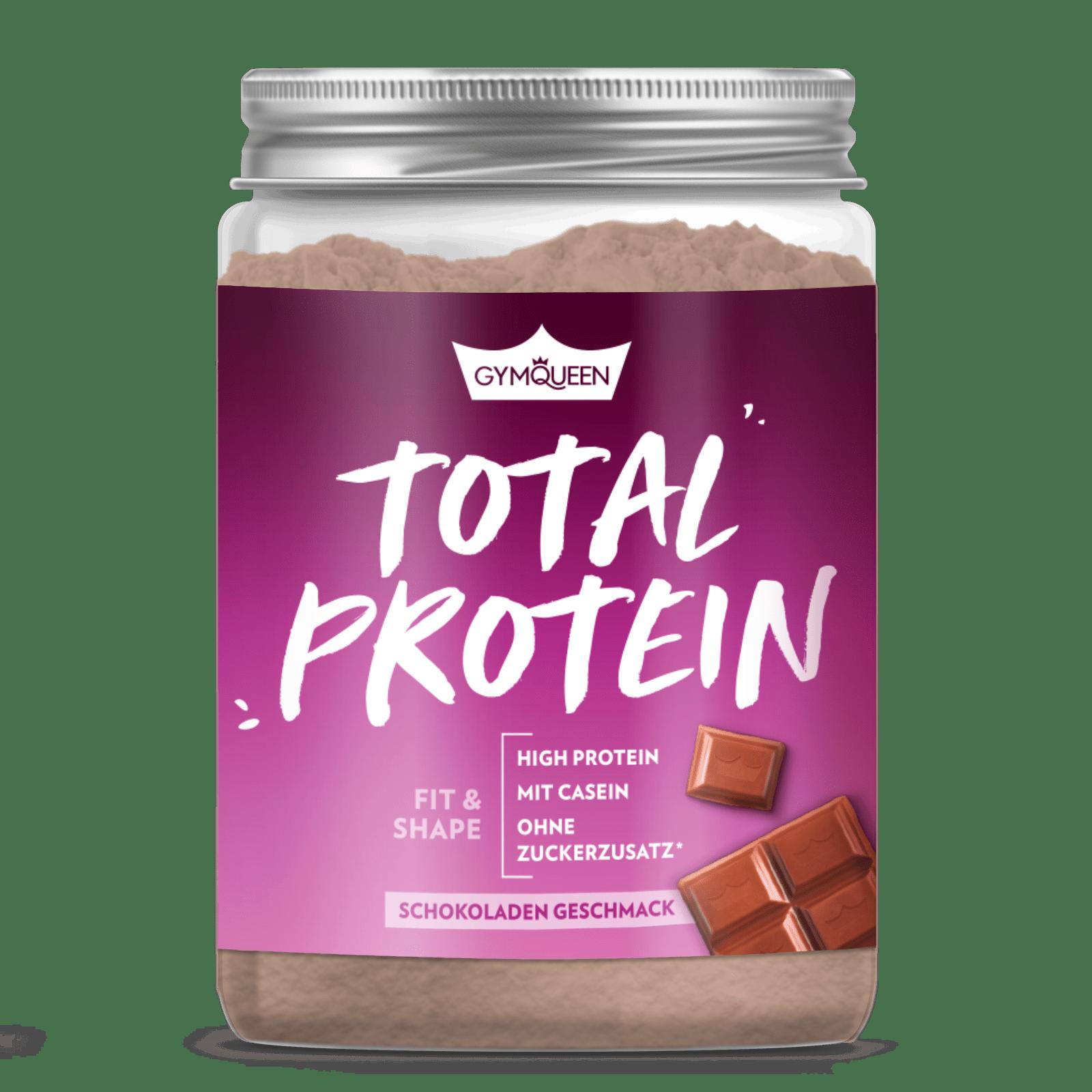 Total Protein - 500g - Schokolade