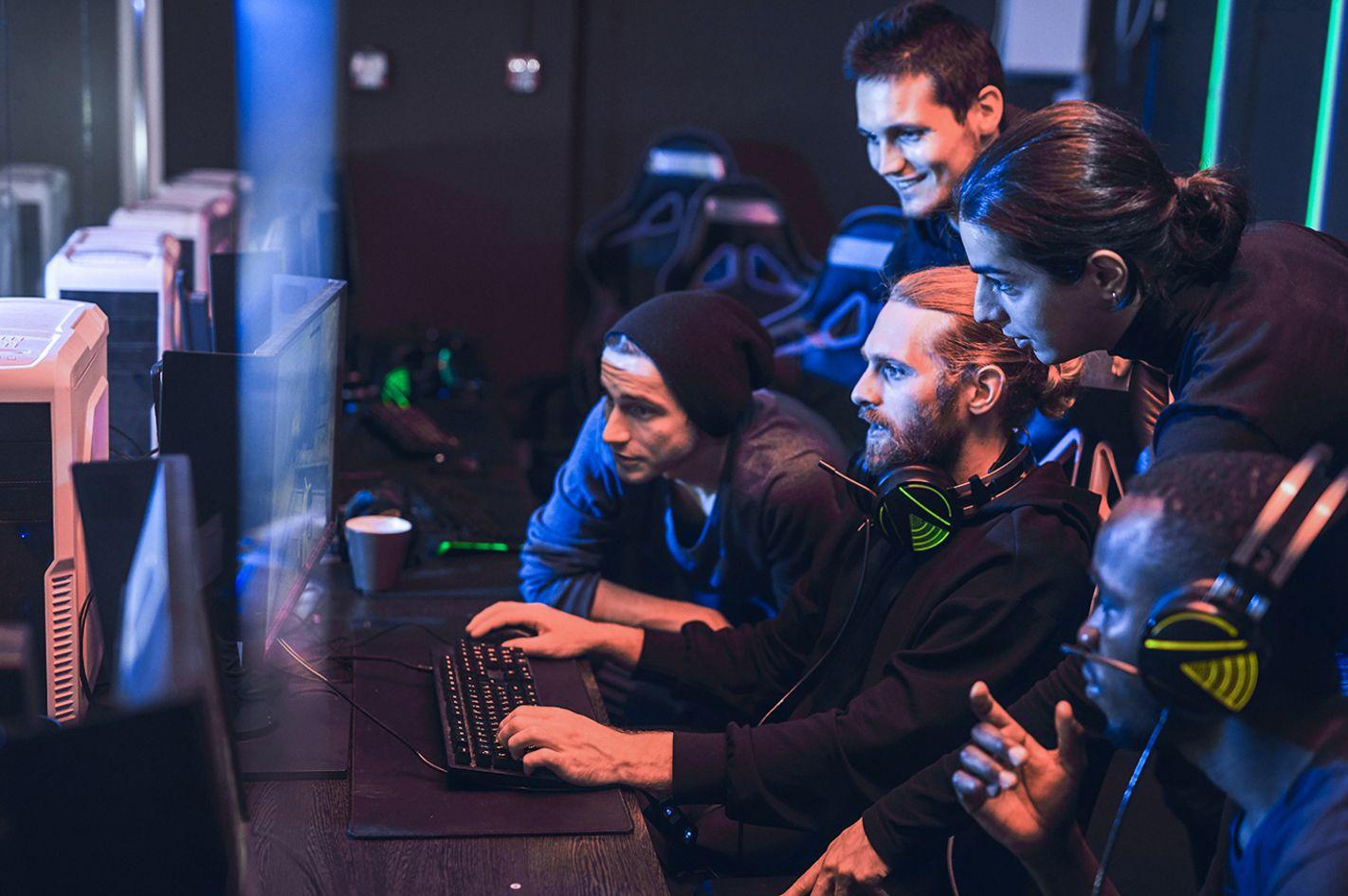 Gamer Bootcamp Osterholz-Scharmbeck mit Coaching für 5 (3 Tage)