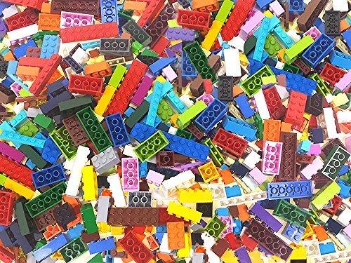 LEGO® 200 Basic Bausteine Steine - bunt gemischt - neue Farben