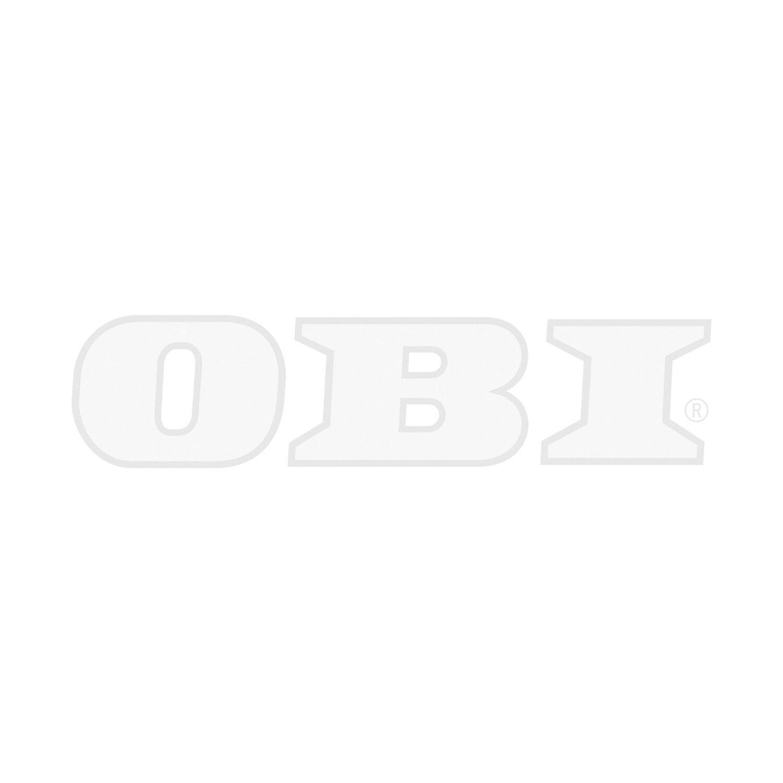 Respekta Küchenzeile KB240ESRC 240 cm Rot-Eiche