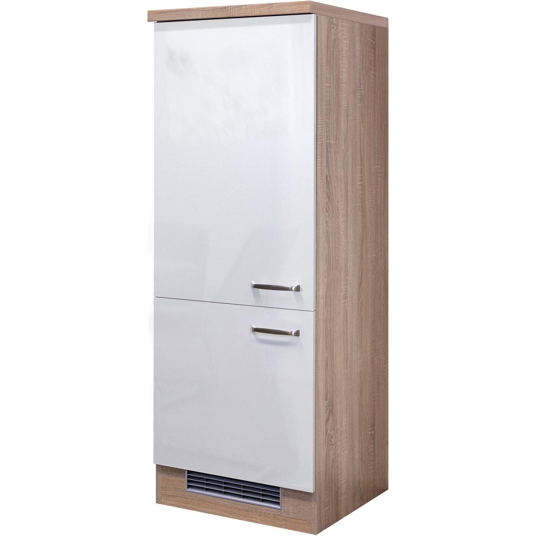 Flex-Well Exclusiv Kühlschrank-Umbau Valero mit Kühlschrank PKM KS 120.4A+ EB