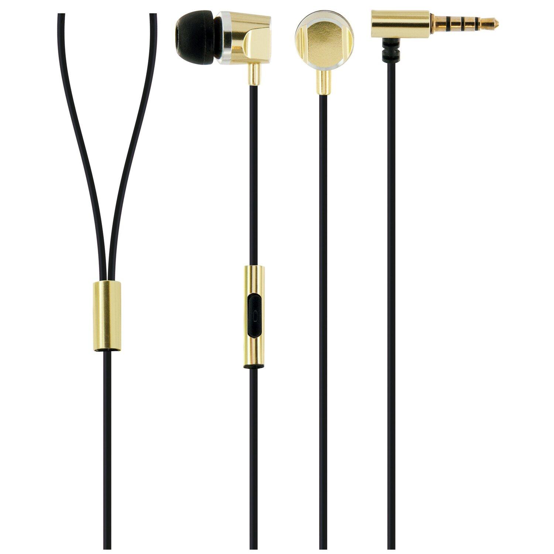Kopfhörer In-Ear Gold