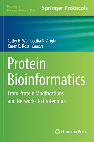 Methods in Molecular Biology: Protein Bioinformatics: From Protein Modifications and Networks to Proteomics