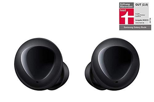 Samsung Galaxy Buds SM-R170NZKADBT I Kabellose Kopfhörer Schwarz I Bluetooth I In-Ear I Stereo-Sport Headphones