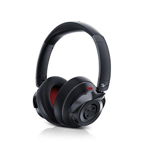 Teufel REAL Blue NC Schwarz Kopfhörer Bluetooth Musik Stereo Headphones Sound Klinke Earphones