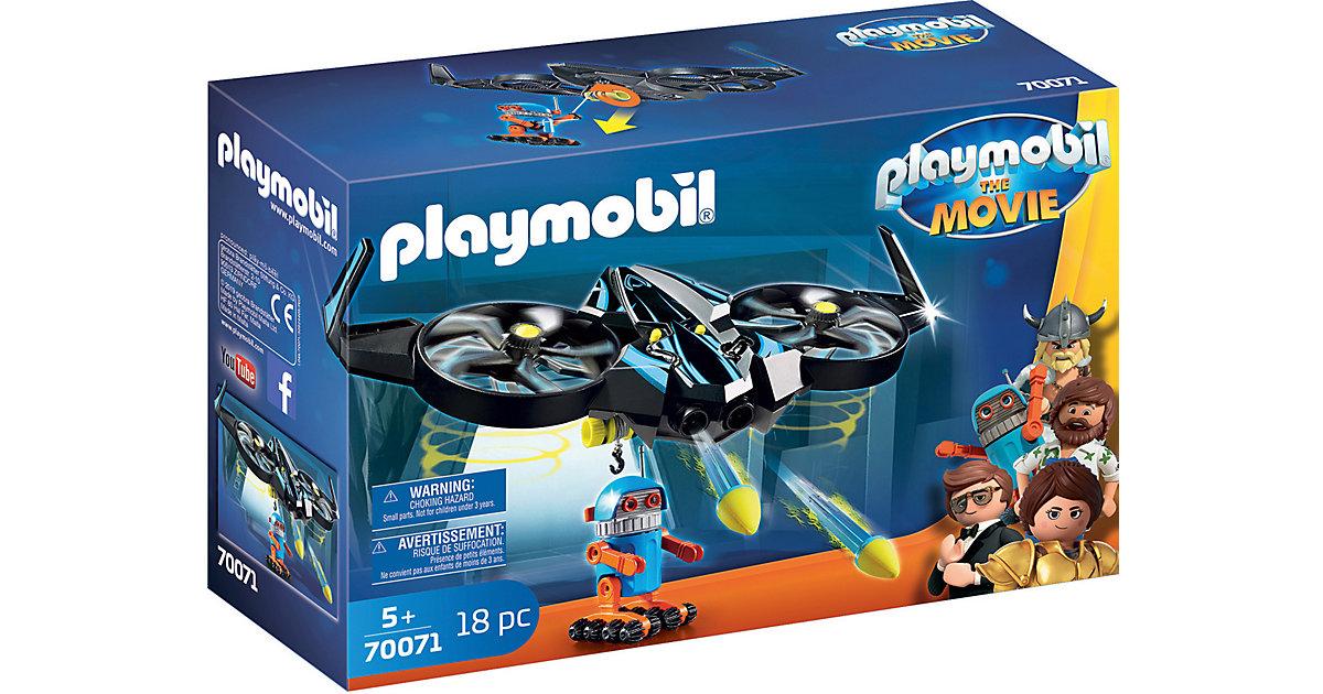 PLAYMOBIL®70071 THE MOVIE Robotitron mit Drohne