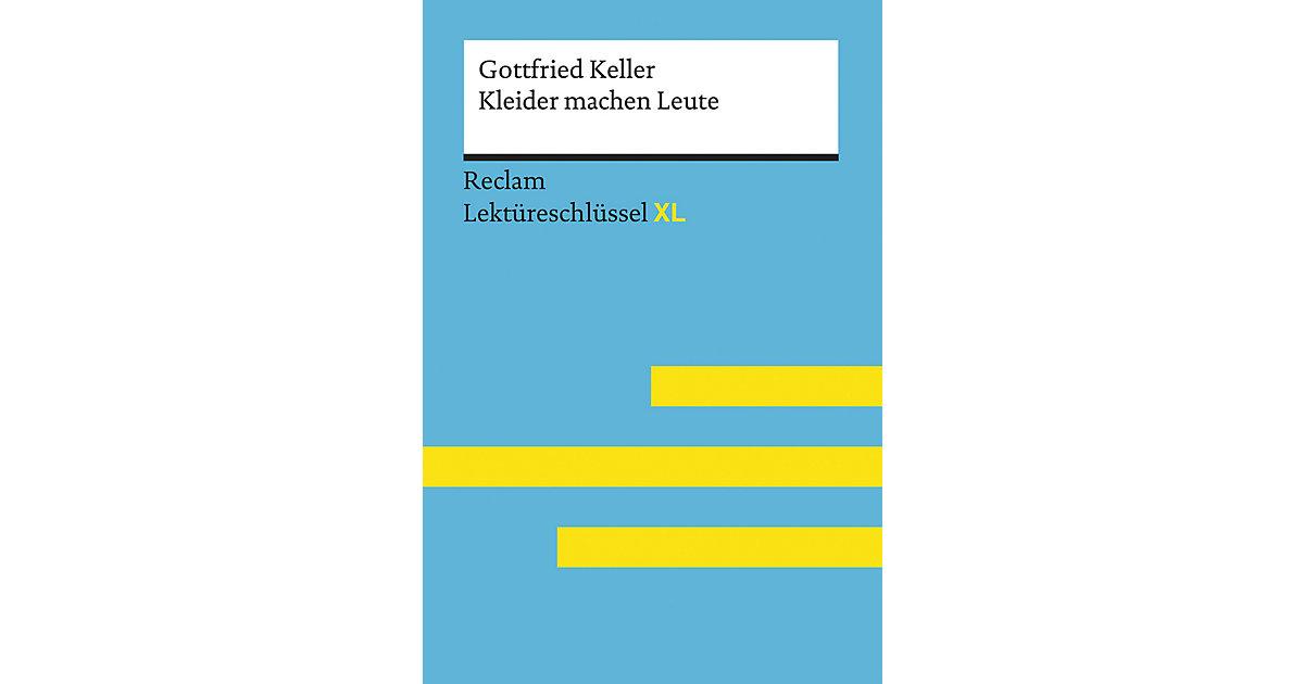 Buch - Gottfried Keller: Kleider machen Leute
