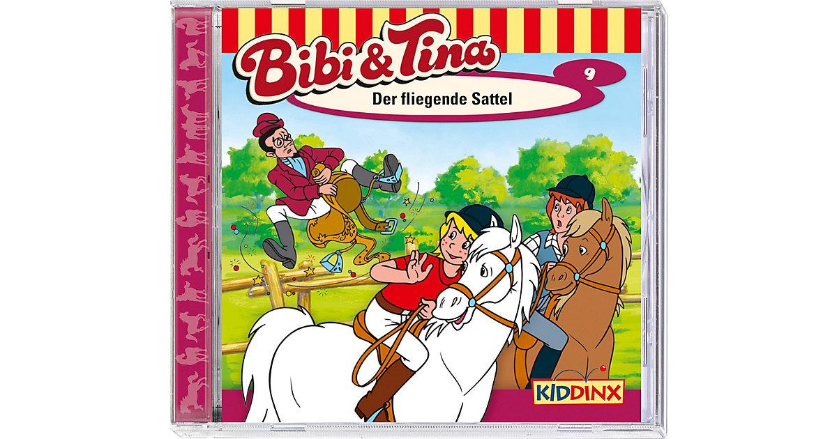 CD Bibi & Tina 09: Der fliegende Sattel Hörbuch
