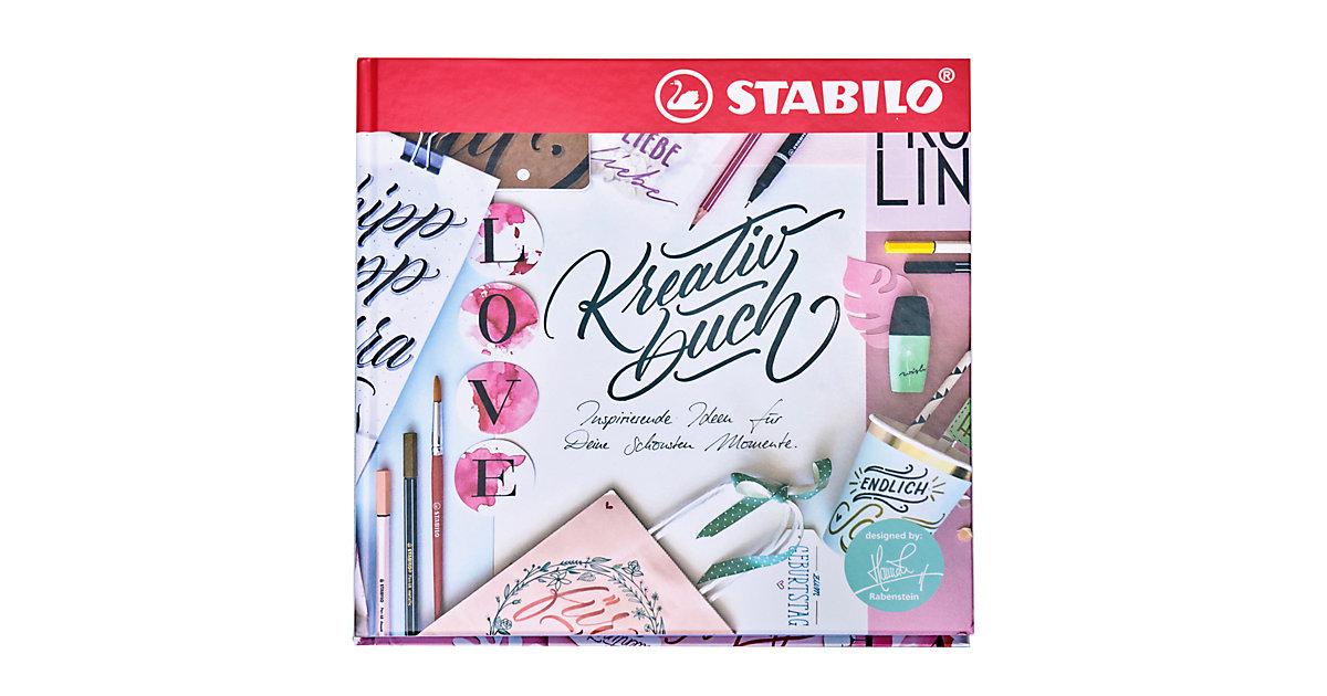 Buch - STABILO Kreativbuch