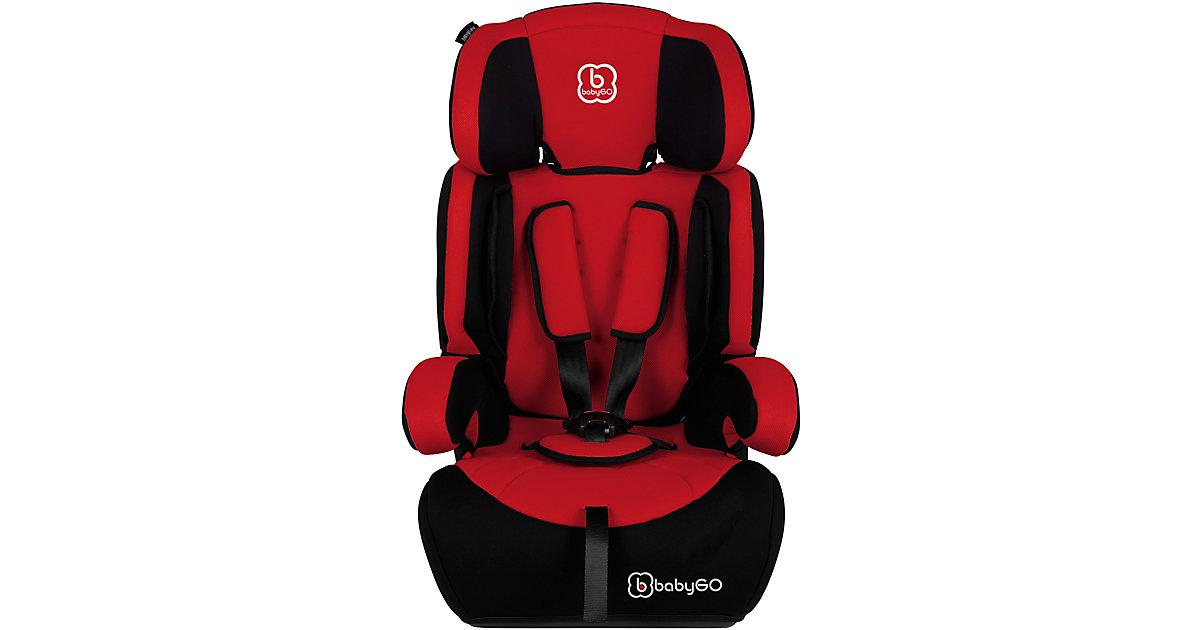 Auto-Kindersitz Motion, rot Gr. 9-36 kg