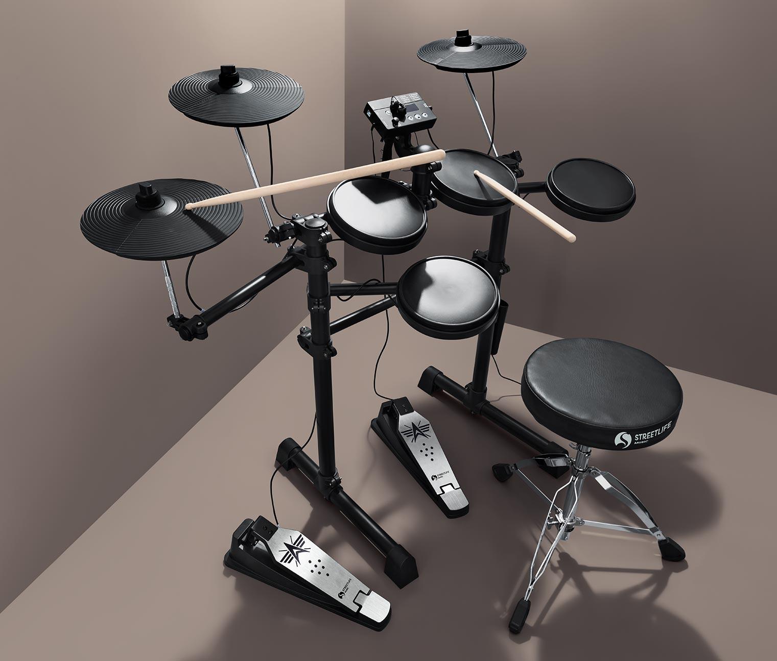 Elektronisches Schlagzeug-Set »TDX-15«