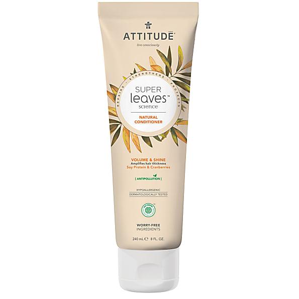 Attitude Super Leaves Natural Conditioner - Haarspülung für mehr Vo...