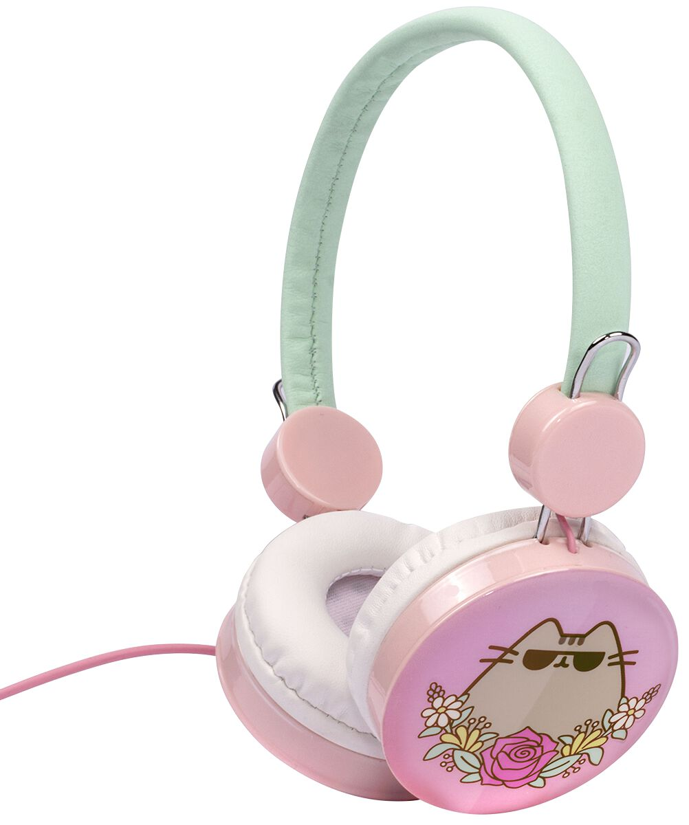 Pusheen  Kopfhörer  Kopfhörer  Mehrfarbig