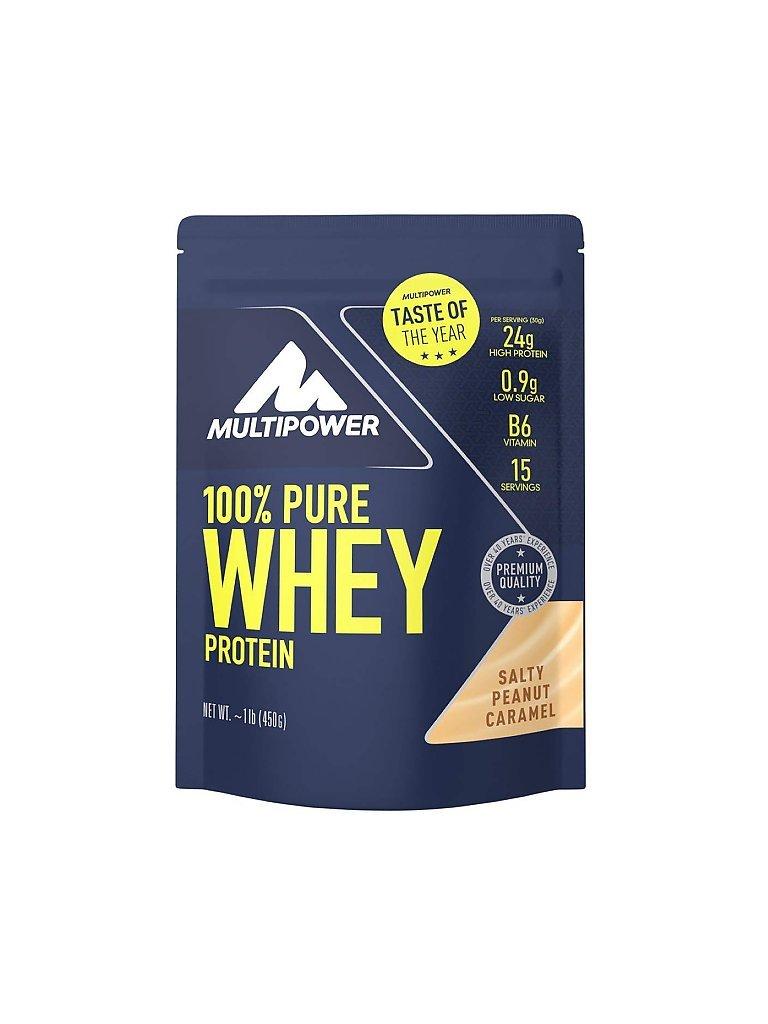MULTIPOWER Proteinpulver 100% Whey Protein 450g