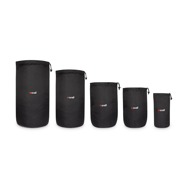 Mivall Travel Set 5-teilig