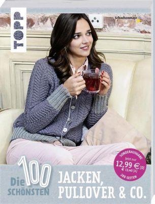 Buch - Die 100 schönsten Jacken, Pullover & Co.