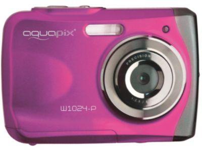 easypix Unterwasser Digitalkamera Aquapix W1024 'Splash' - pink