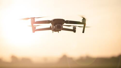 Drohne Rechnungskauf